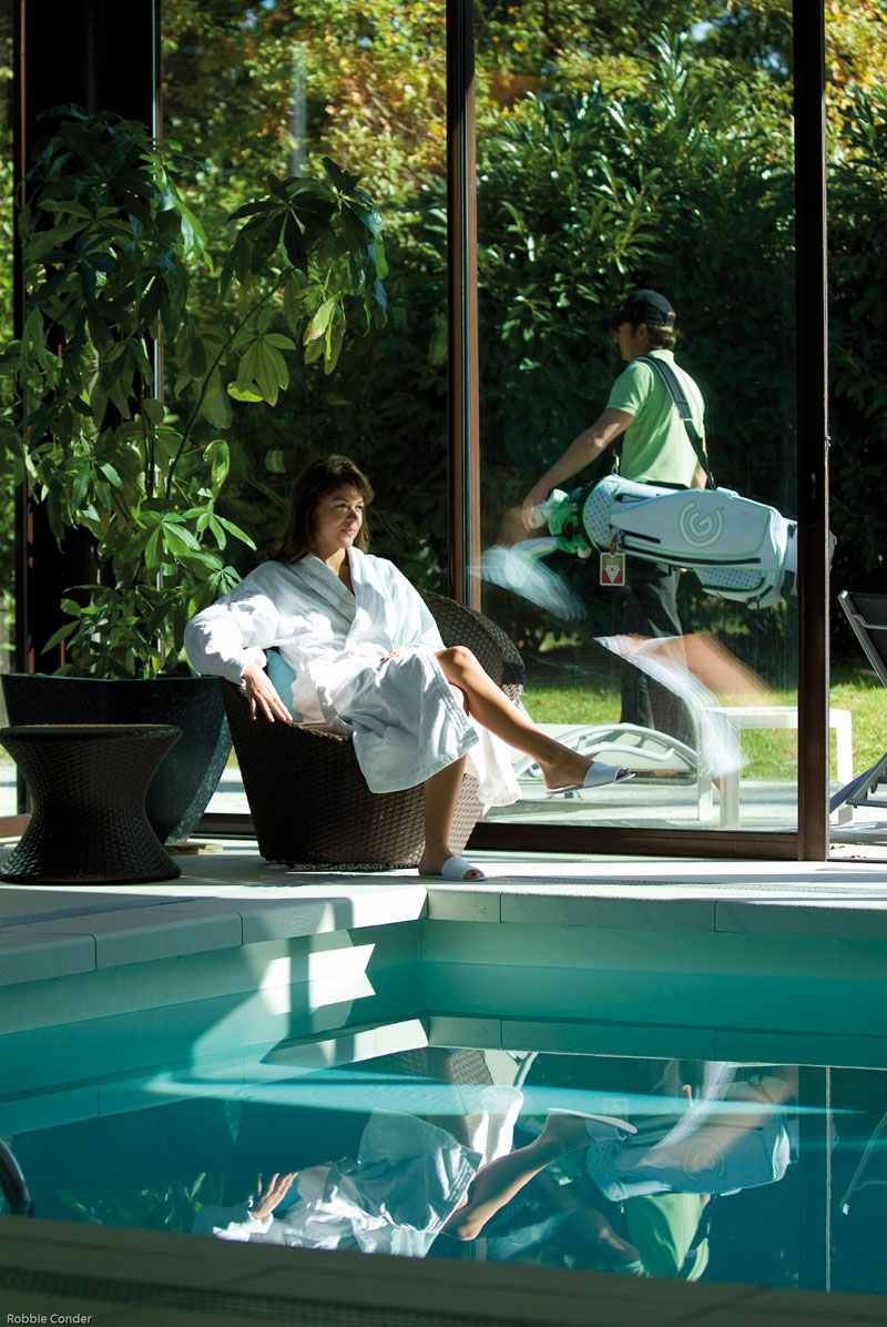 Le Spa Golf Hotel Medoc 2015