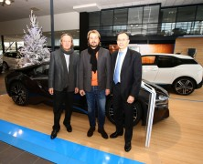 Victor  Dubuisson/BMW