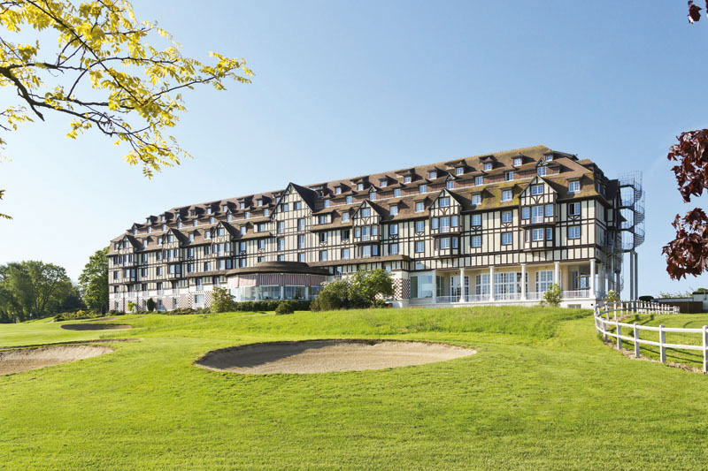 Hotel du Golf Barriere 3