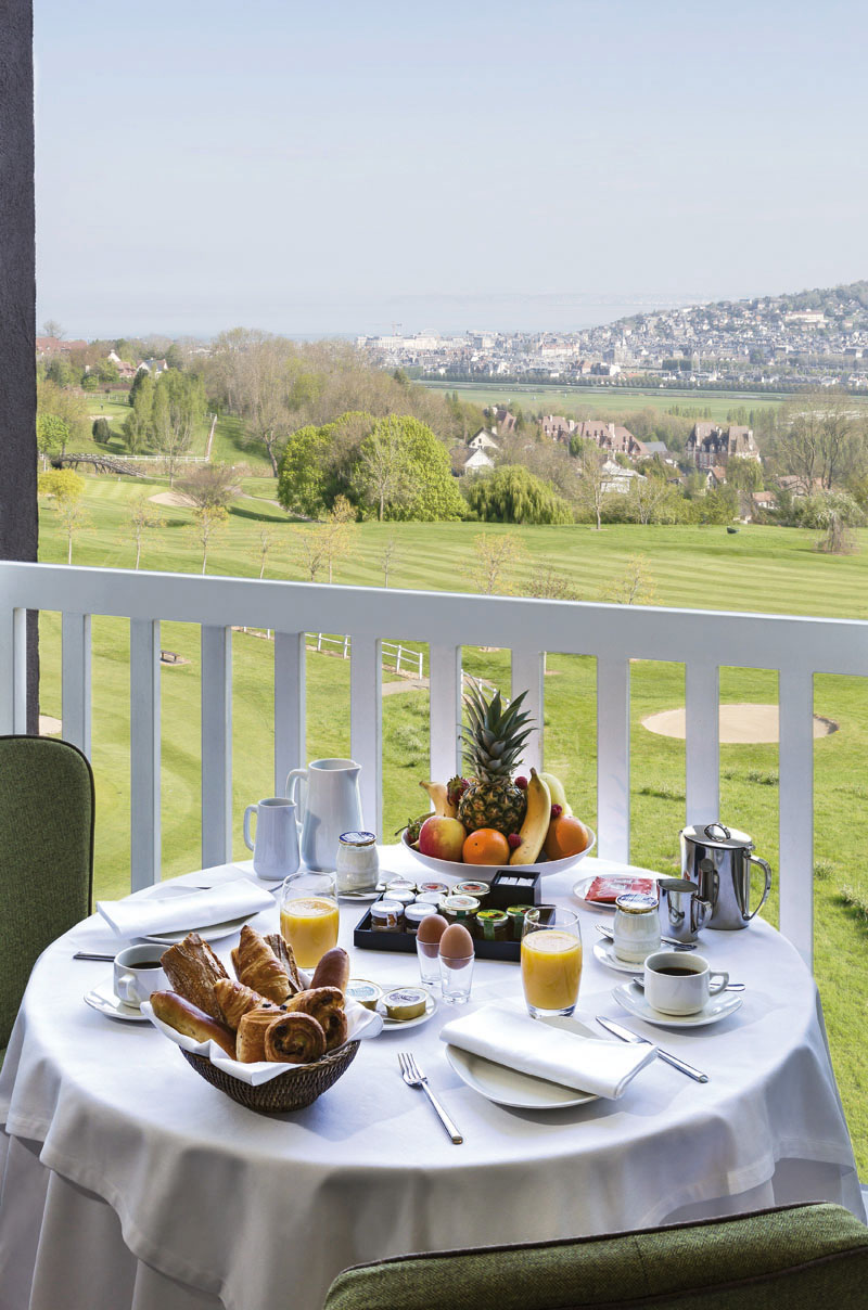 Hotel du Golf Barriere 4