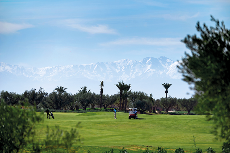 Fairmont Royal Palm Marrakech 4