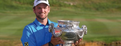 Open de France 2015 – Victoire de Wiesberger