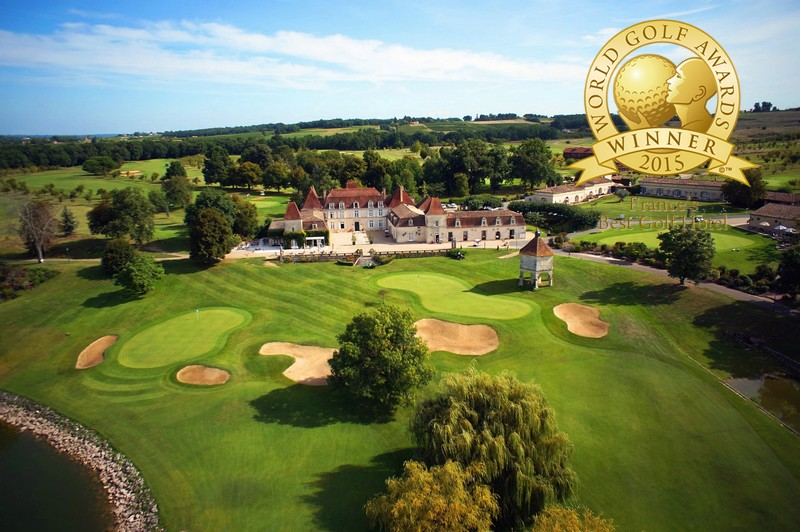 Chateaux des Vigiers World Golf Awards