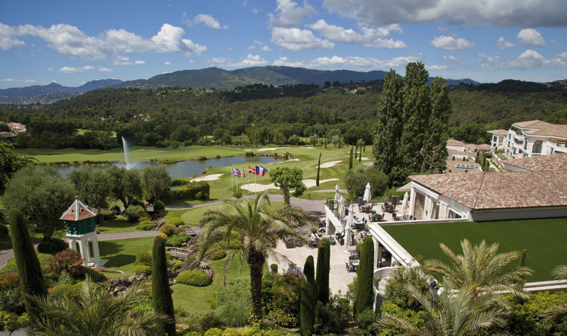 DERVAUX Royal Mougins Golf et Resort