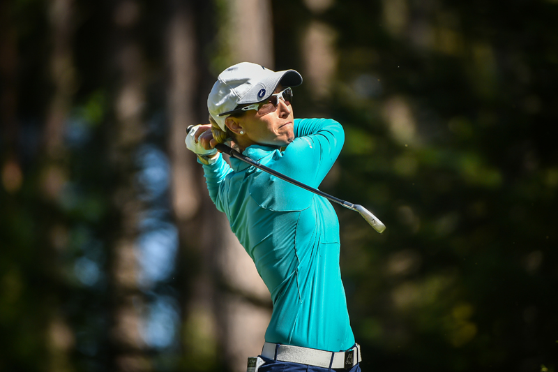 Lacoste Ladies Open de France 2016 - 06/10/2016 - Golf de Chantaco - France - LUNA Diana (ITA)