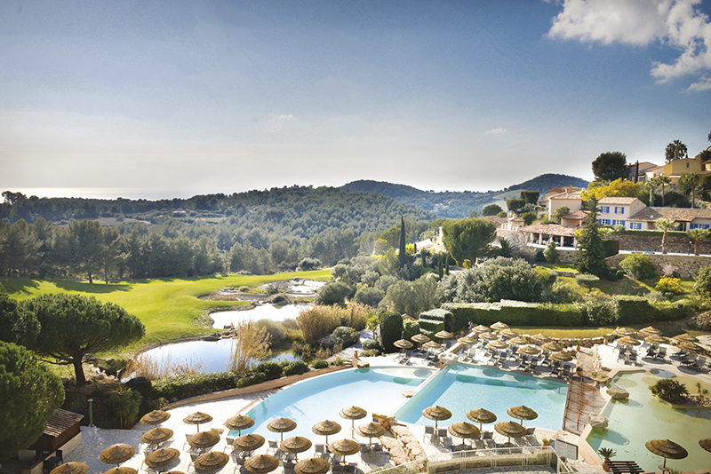 Dolce Fregate Provence Golf Resort 2017 2