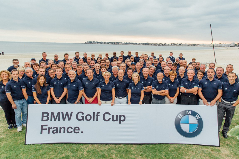 BMW Golf Cup France 2016 © SHARE&DARE