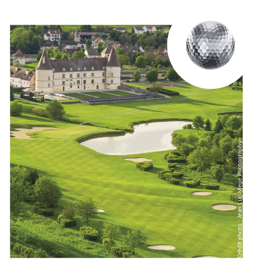 TOP 100 2018 Golf du Chateau de Chailly