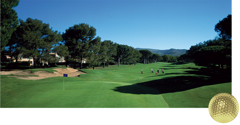 Golf Blue Green de l Esterel TOP100