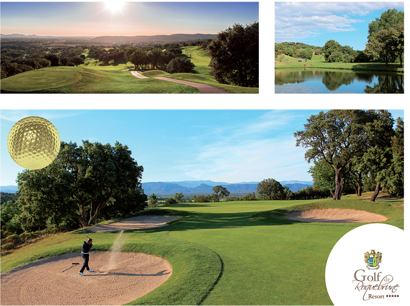 Golf de Roquebrune Resort TOP100 2