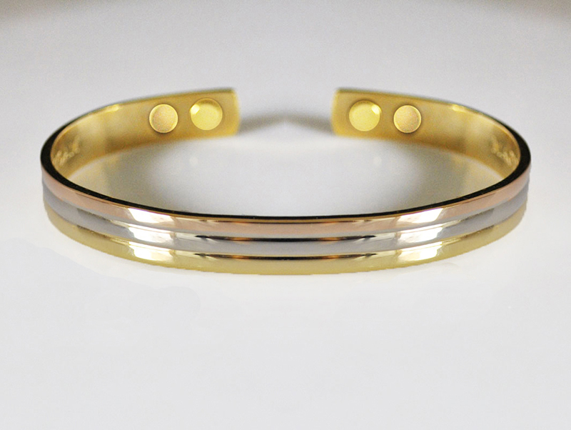 Peter Fleming Bracelet Cuivre face