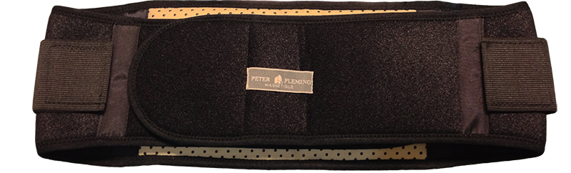Peter Fleming Ceinture magnetique