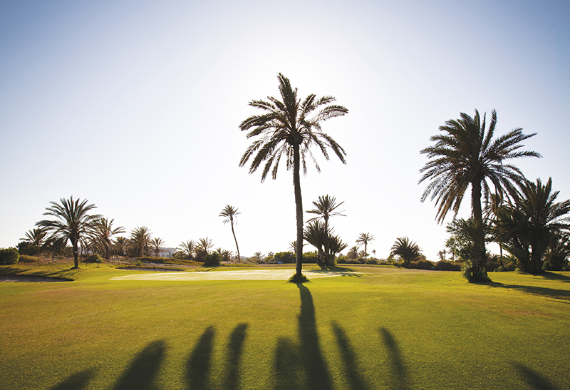 Djerba Golf Club, Tunisia