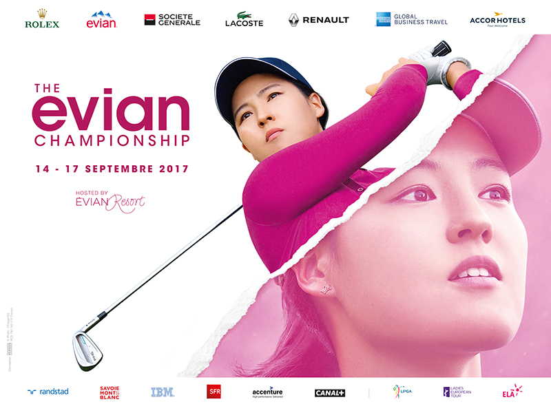 The Evian Championship 2017 5