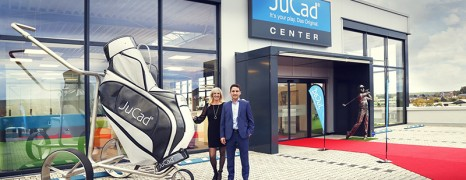 Inauguration du nouveau « JuCad Center »