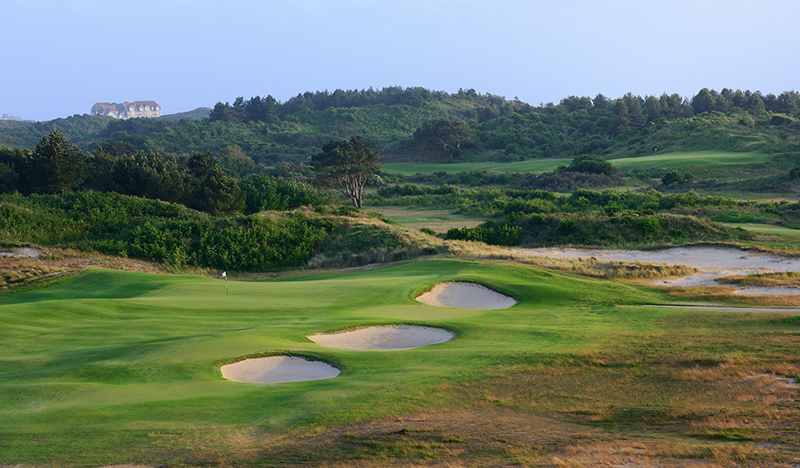 2. Le Touquet Golf Resort - La Mer_Hole 16_wide copie