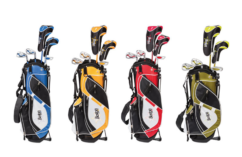 Boston Golf PACK JUNIOR CLASSIC copie