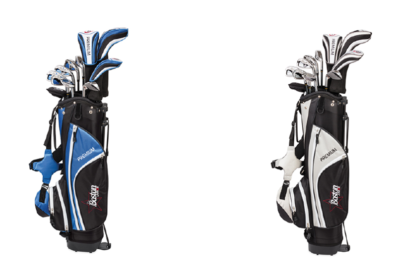 Boston Golf PACK JUNIOR PREMIUM copie