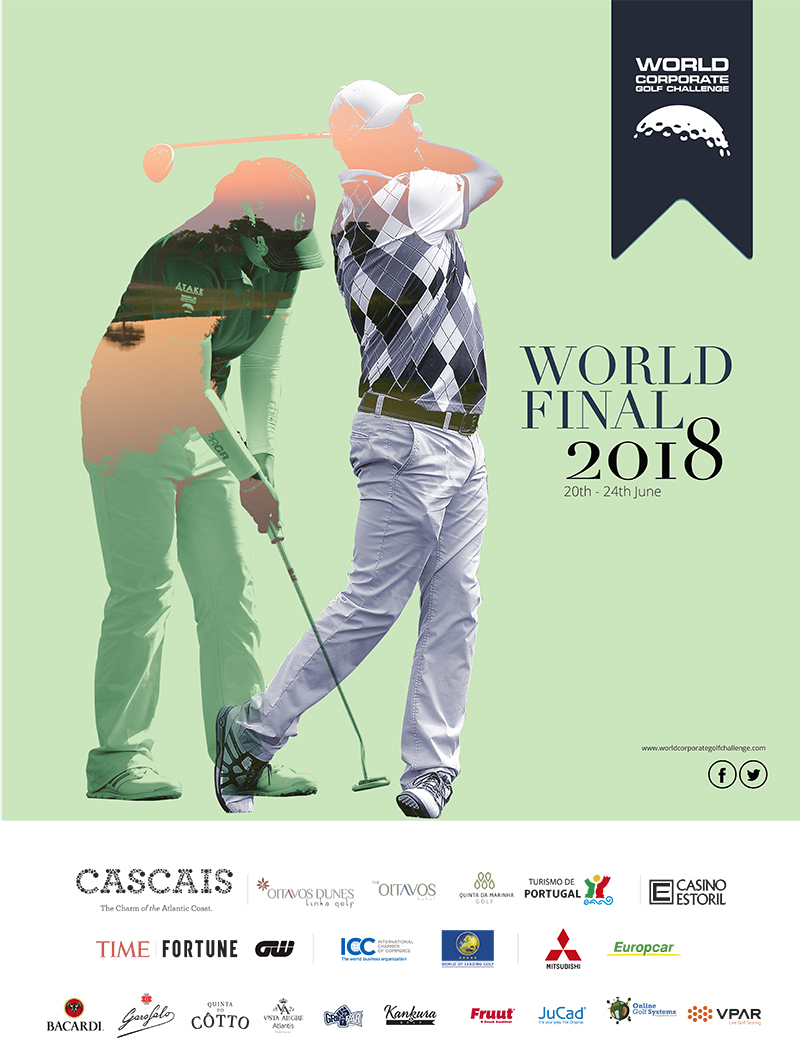 Poster WF2018 World Corporate Golf Challenge 2018
