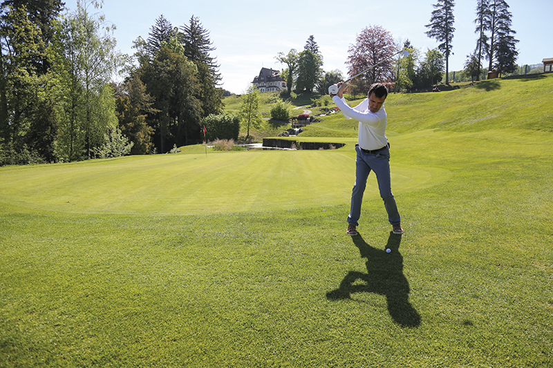 Evian Resort Golf Club academie David Leadbetter 2