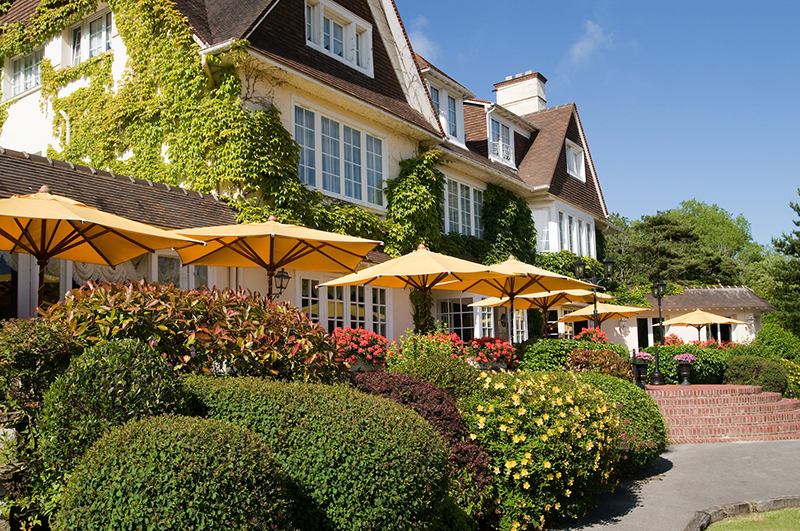 1. Le Touquet Golf Resort - Le Manoir Hotel copie