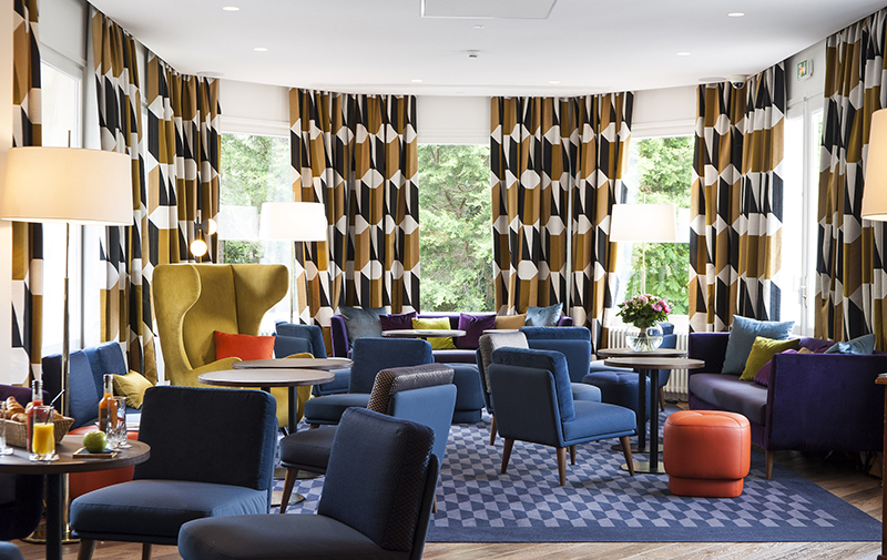 2. Le Touquet Golf Resort - Le Manoir Hotel_Lounge copie