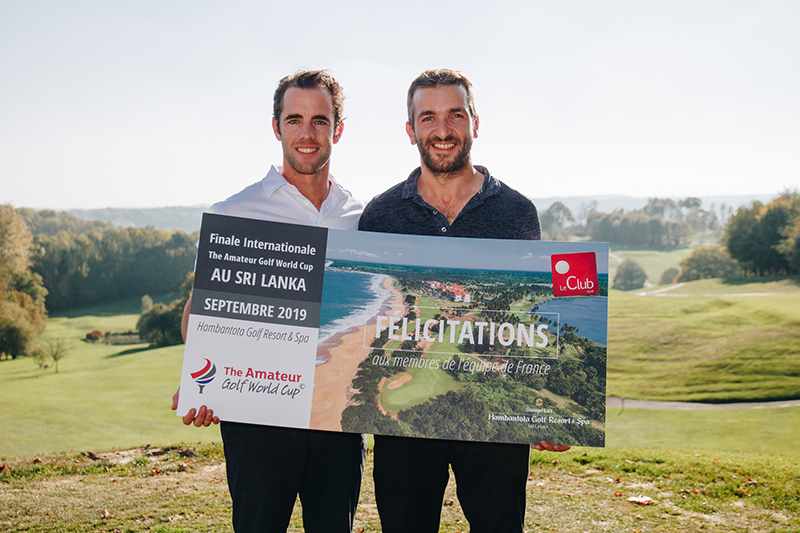 Finale nationale de The Amateur Golf World Cup 2