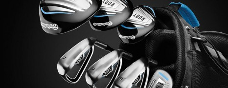 Golf Plus  Clubs – Juniors TaylorMade Rory