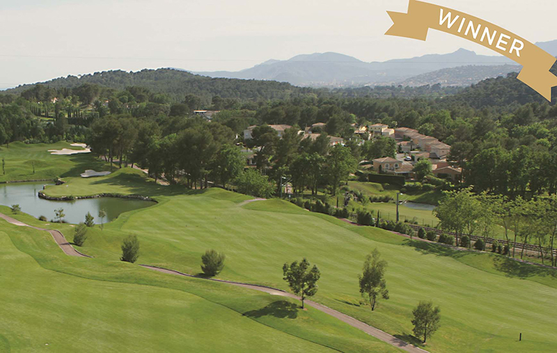 Royal Mougins Golf Resort Meilleur Golf Resort en France 2018