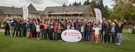 Finale nationale de The Amateur Golf World Cup 2019