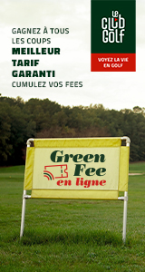 LeClub Golf Green-fee en ligne